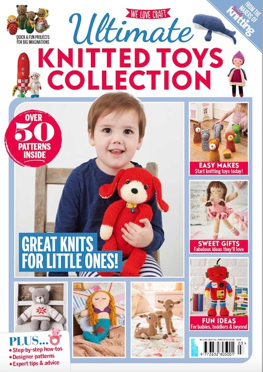 Knitted Toy Collection