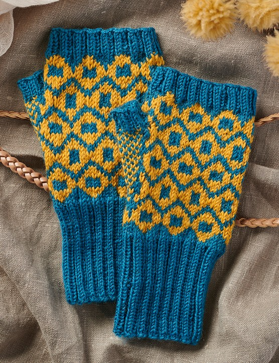 Get your mittens on to see you through the cooler spring months