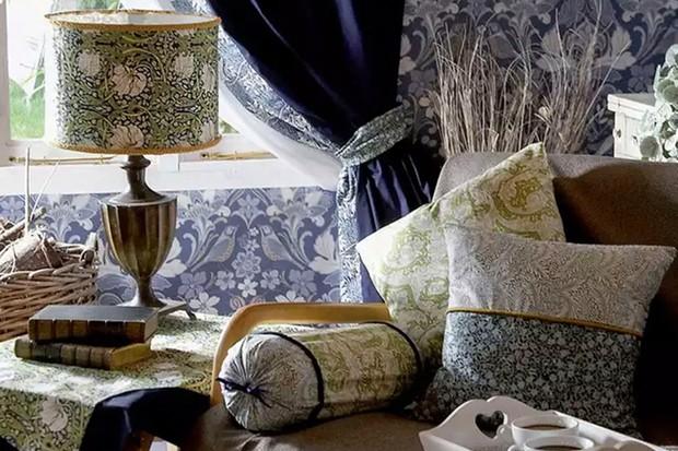 Win 10 metres of William Morris fabric!