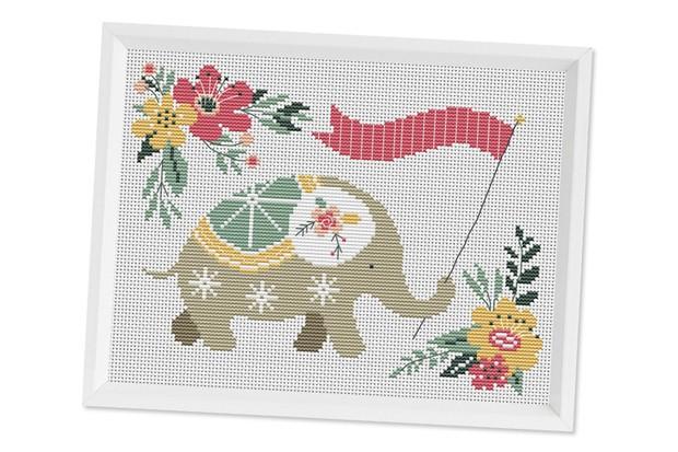 Win a Lucie Heaton cross stitch pattern