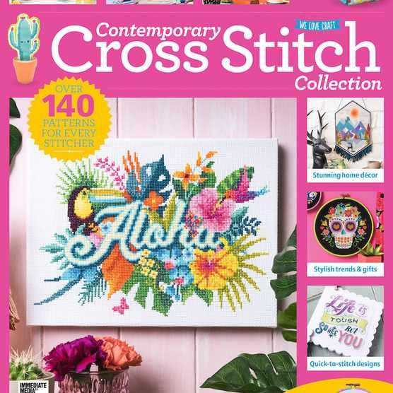 Contemporary Cross Stitch