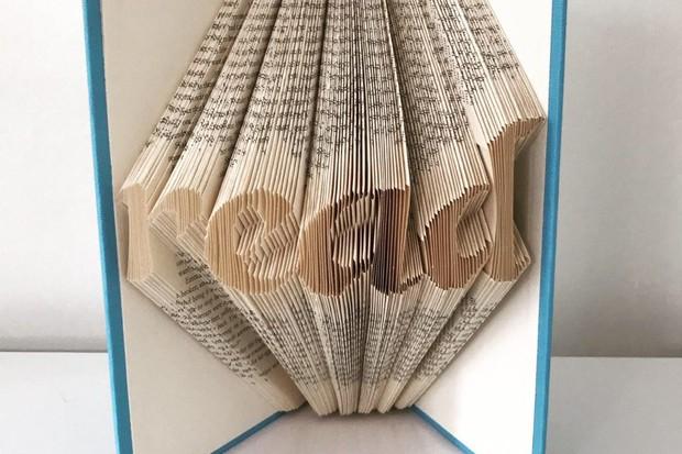 23 fun and free book folding patterns