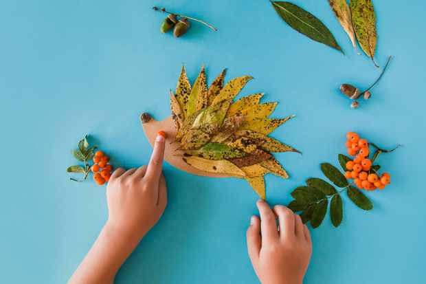 33 Easy Fall craft ideas for kids