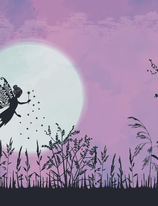 Free fairy printables - p1