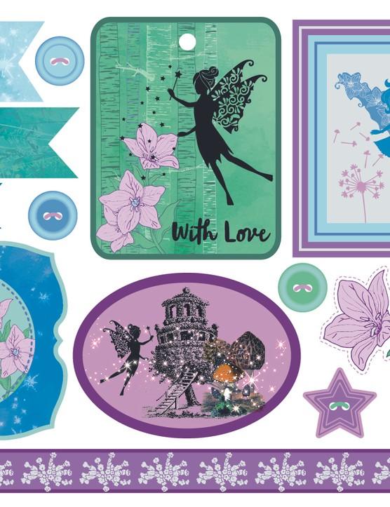 Free fairy printables - p4