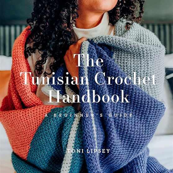 Tunisian crochet handbook