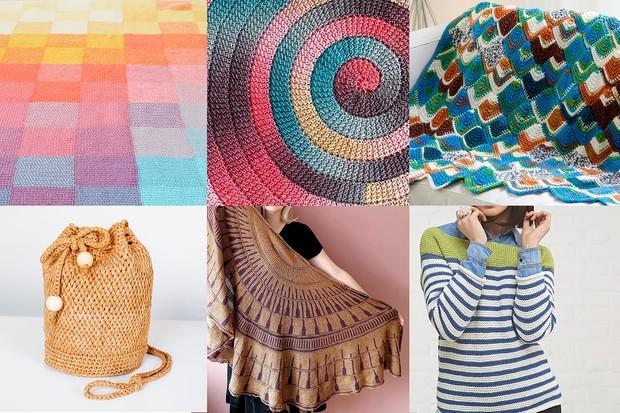 Top 15 Tunisian Crochet patterns
