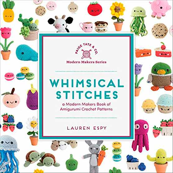 Whimsical stitches amigurumi book