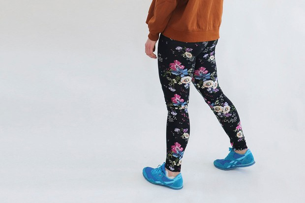 How to make leggings step by step