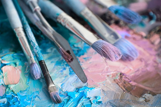 Best paint brushes for artists: everything you need to know