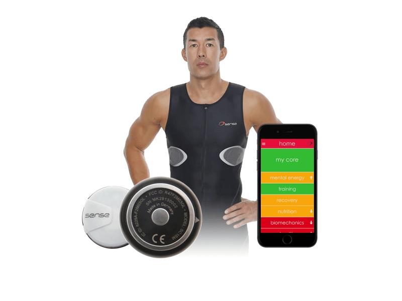 SenseCore monitoring sensors and software