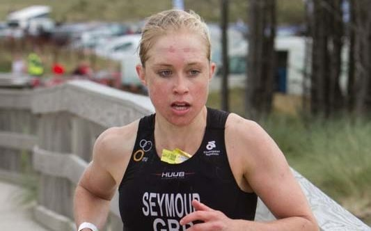Natalie Seymour on the run
