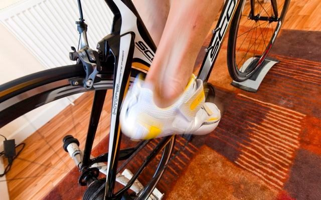 Turbo trainer workout