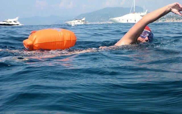 Swim float