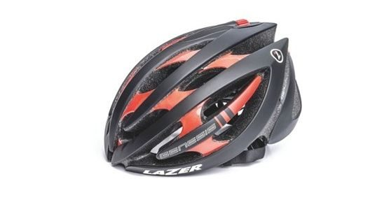 Lazer Genesis bike helmet