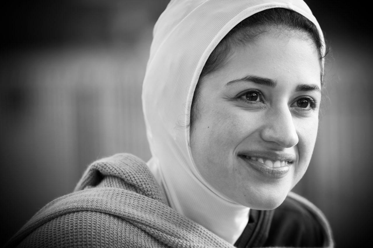Blazing a trail: We meet Iran's first female triathlete (2/3)