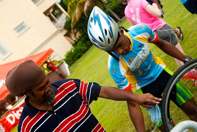 Athletes prepare for Tri St Lucia
