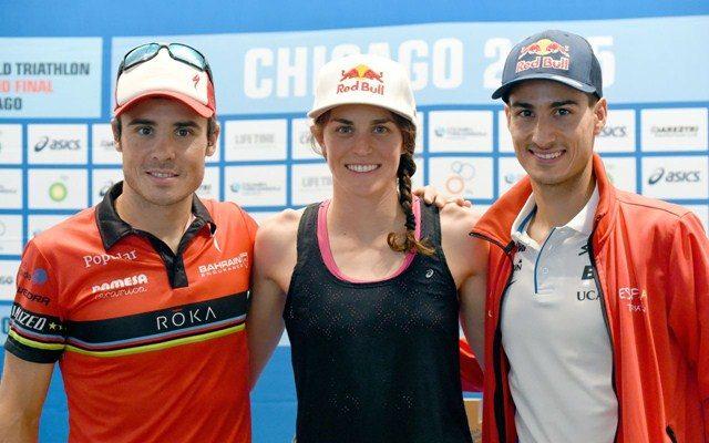 Gomez, Jorgensen and Mola in Chicago