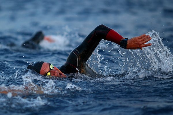 Photo by Charlie Crowhurst/Getty Images for IRONMAN