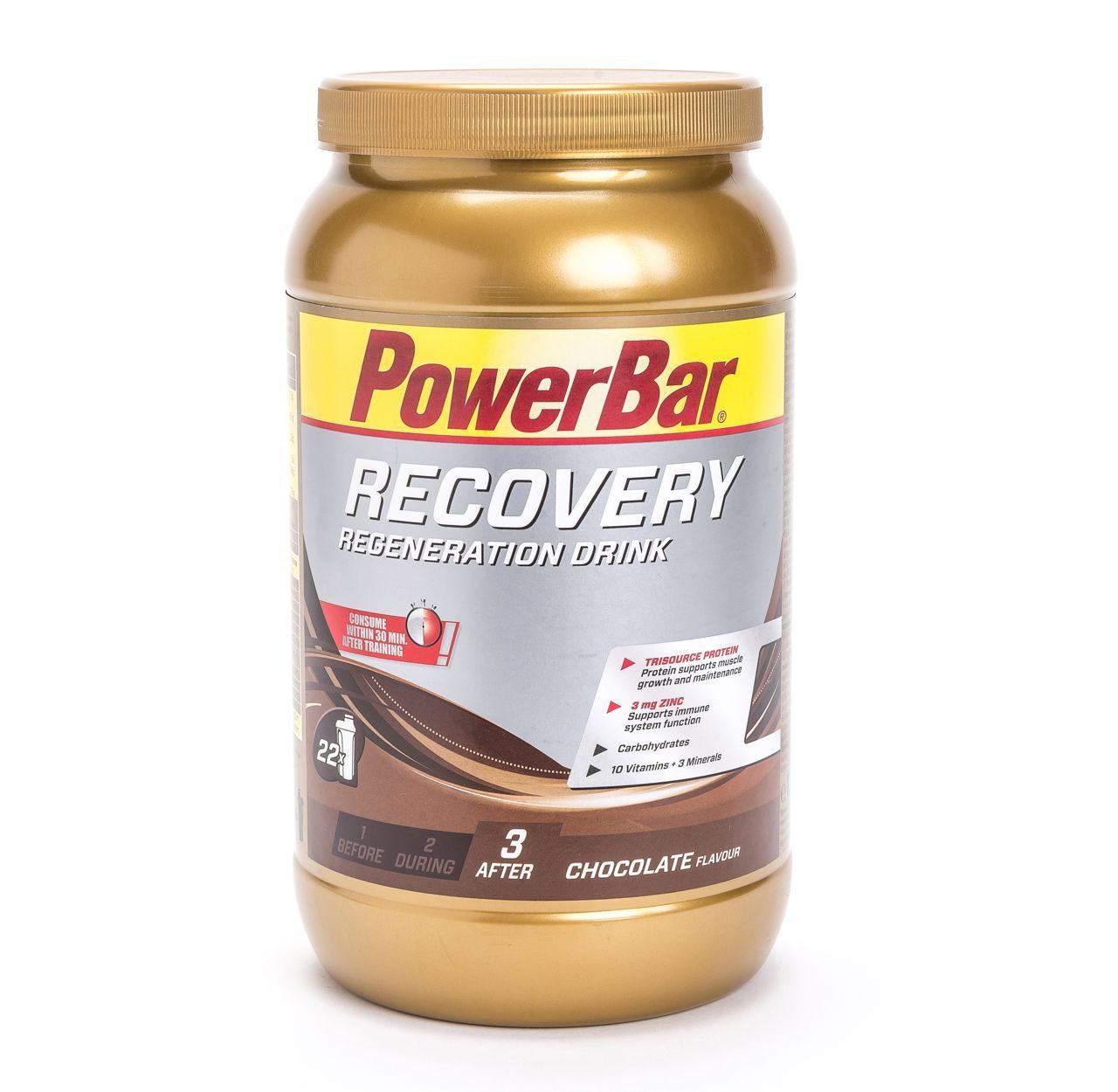 Powerbar Recovery Regeneration
