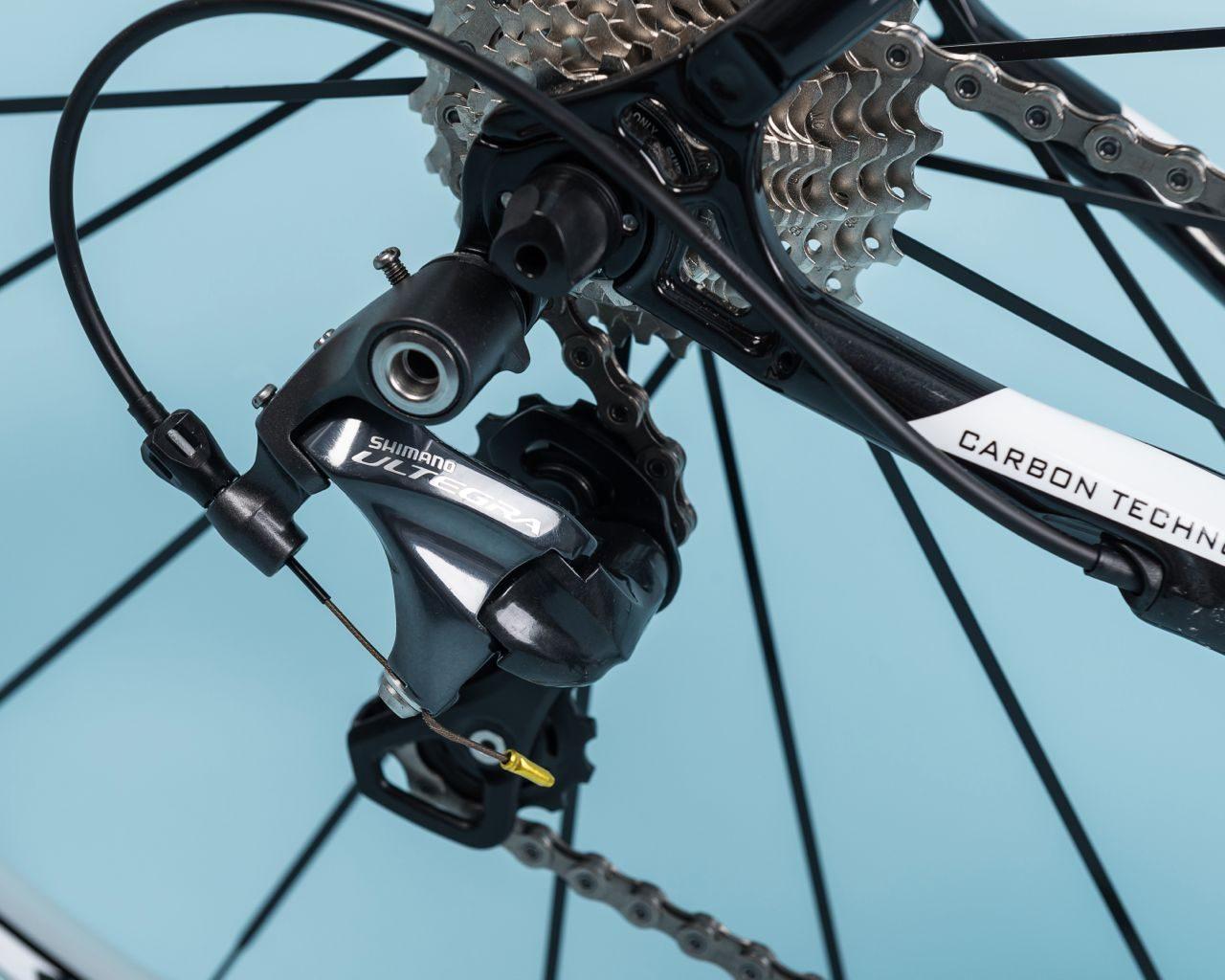 Ultegra 6800 transmission on Dolan L'Étape road bike