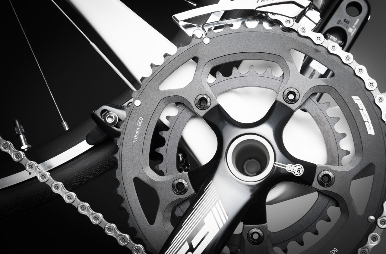 FSA chainset on 13 Intuition Alpha