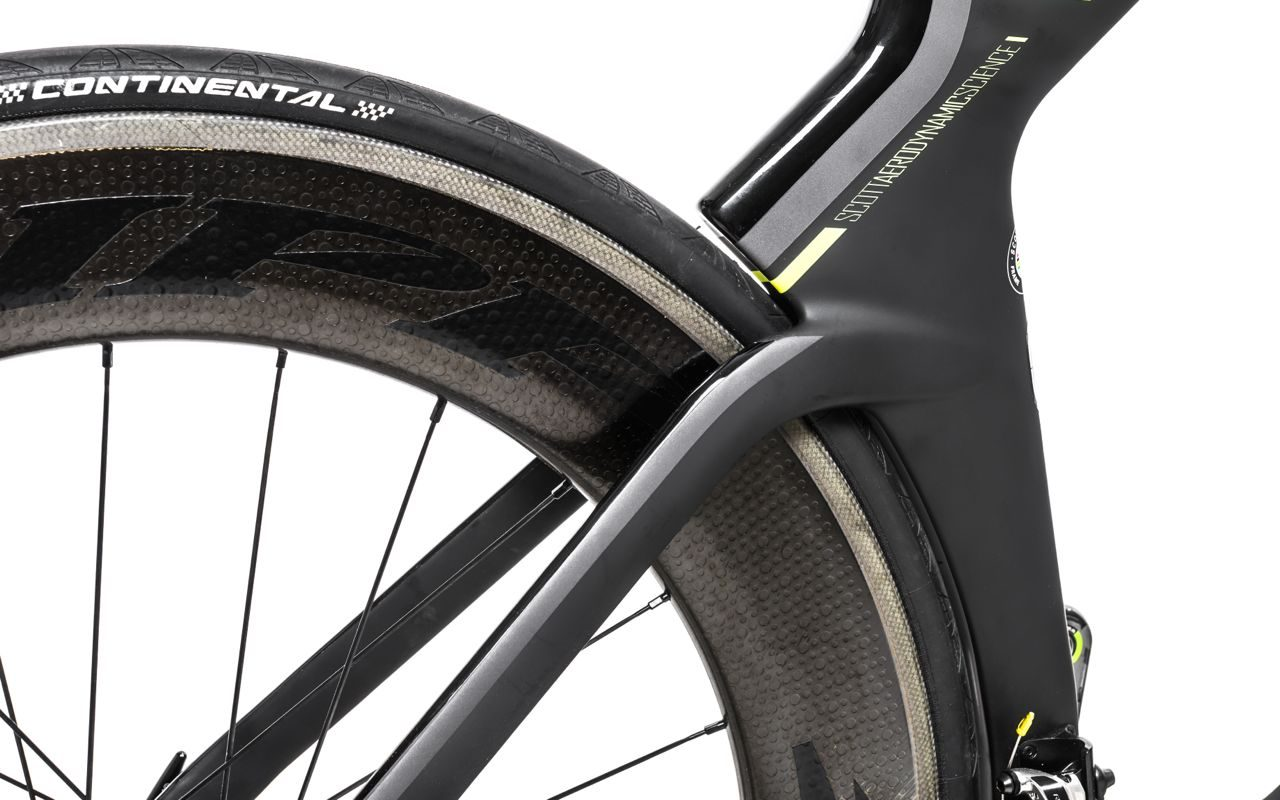 Zipp Firecrest clinchers