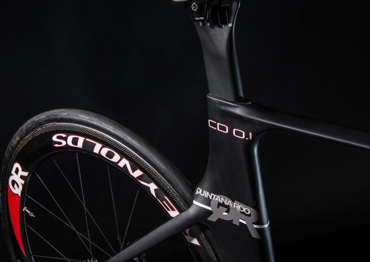 Quintana Roo CD0.1 wheels