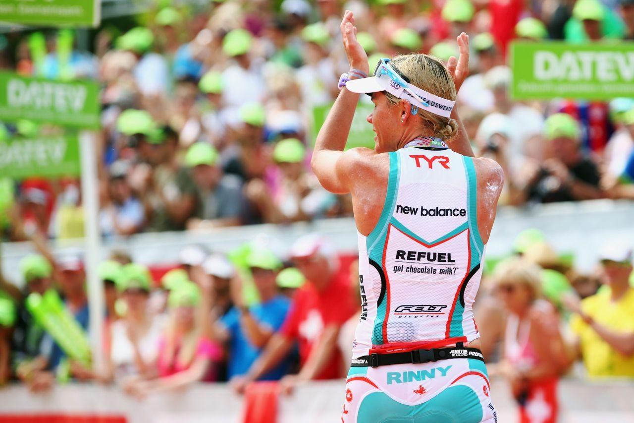 Mirinda Carfrae wins Challenge Roth