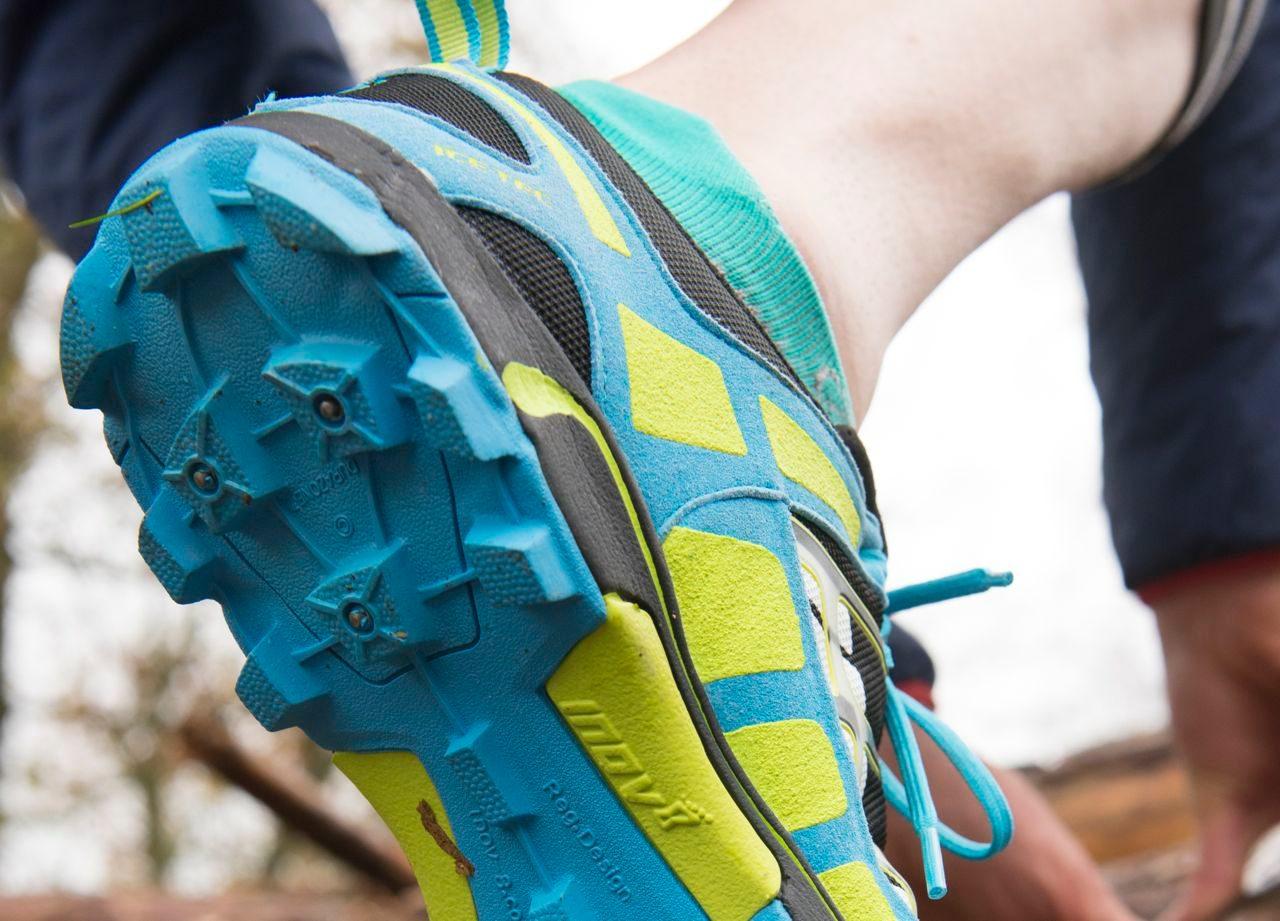 Trail run shoes