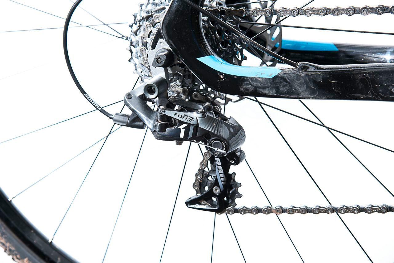 SRAM's CX1 cyclocross groupset