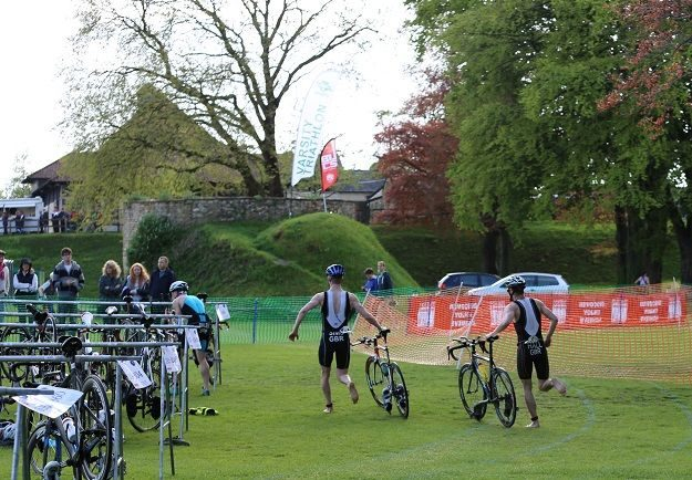 British University, College and Schools Sprint Triathlon Championships 2015