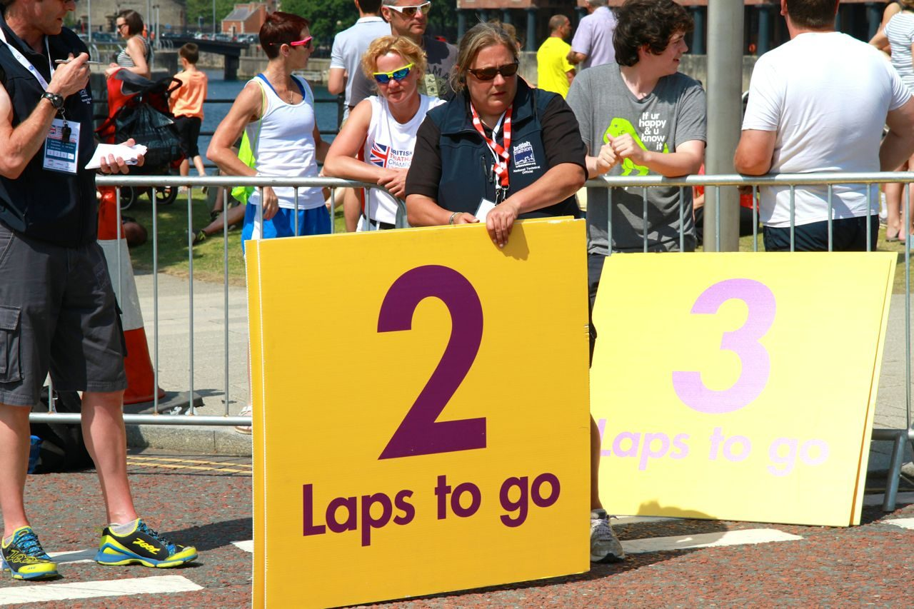 Lap boards at Tri Liverpool
