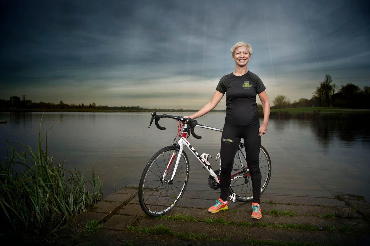 Sophie Warner, Paralympian and Para Tri Series founder