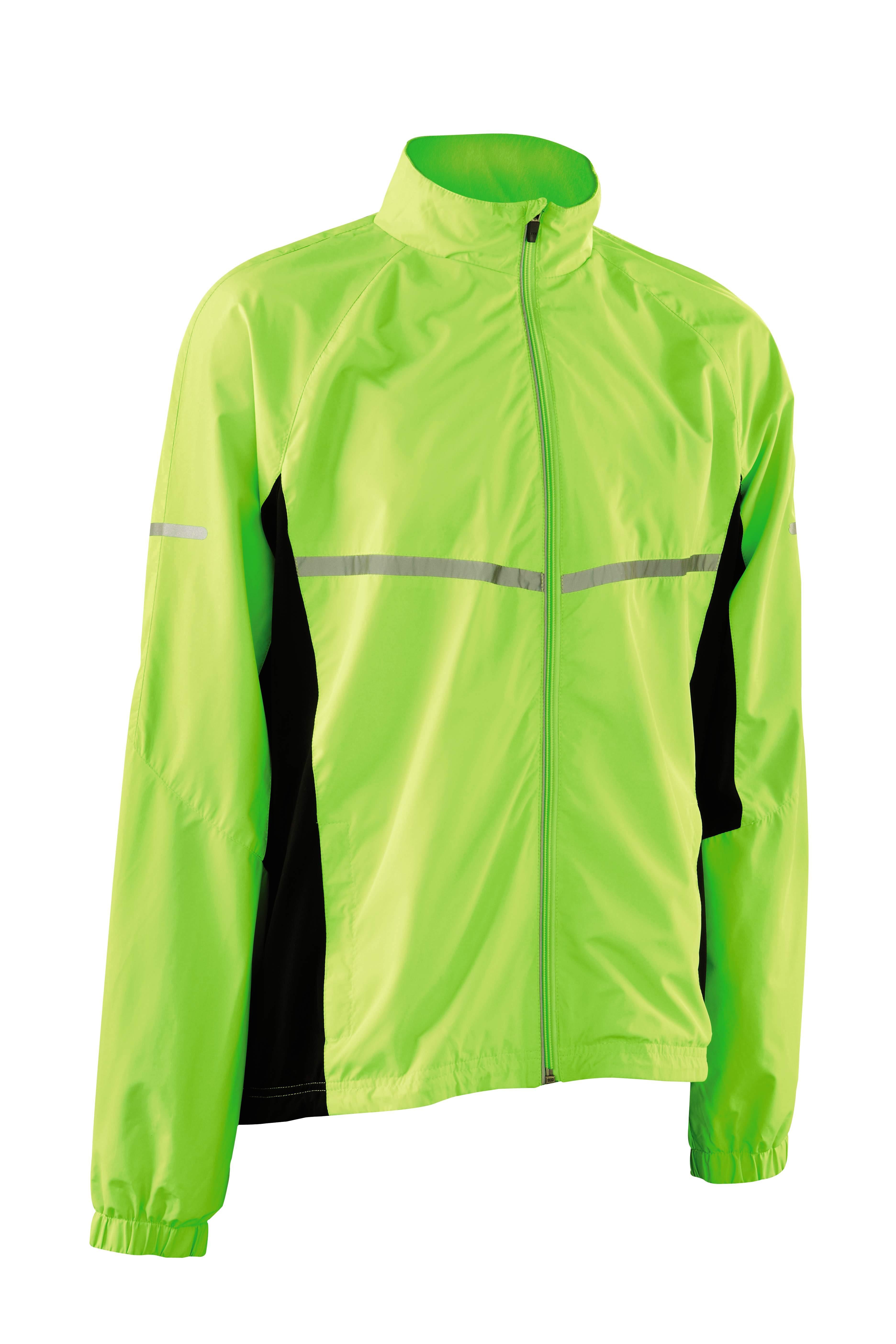 Aldi running jacket, £19.99