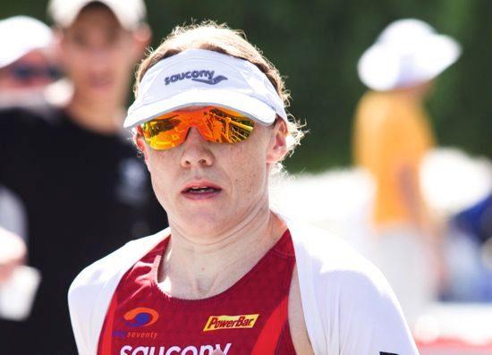 Catriona Morrison racing