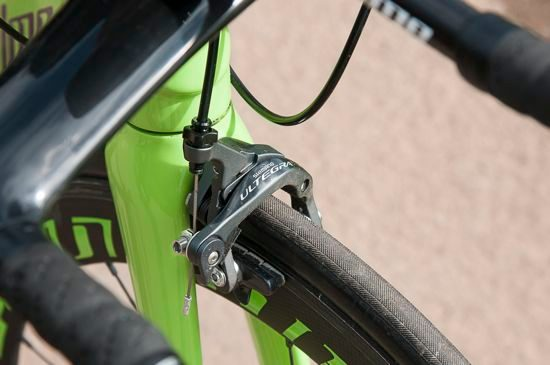 Brakes on Sublime CA1