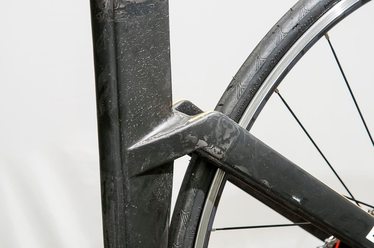 BMC's subA frame design is instantly recognisable