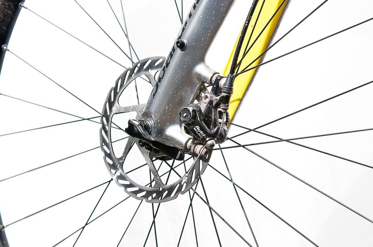 Avid disc brakes