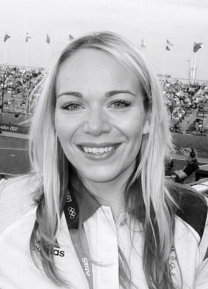 Emma Deakin, head physiotherapist for the British Triathlon Federation