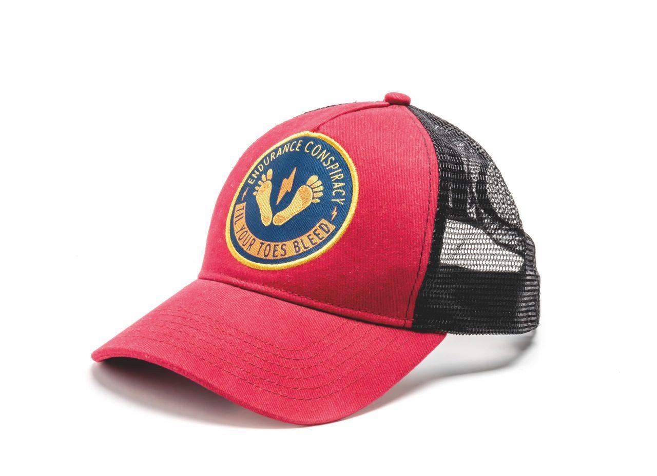 Endurance Conspiracy trucker cap