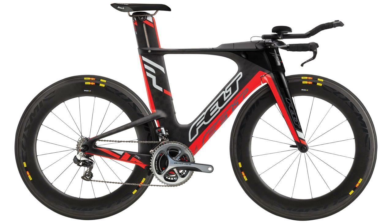 Felt IA triathlon bike