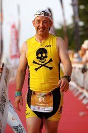 Gary Burt, Team Superfeet