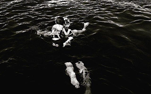Jeff fairbanks swims