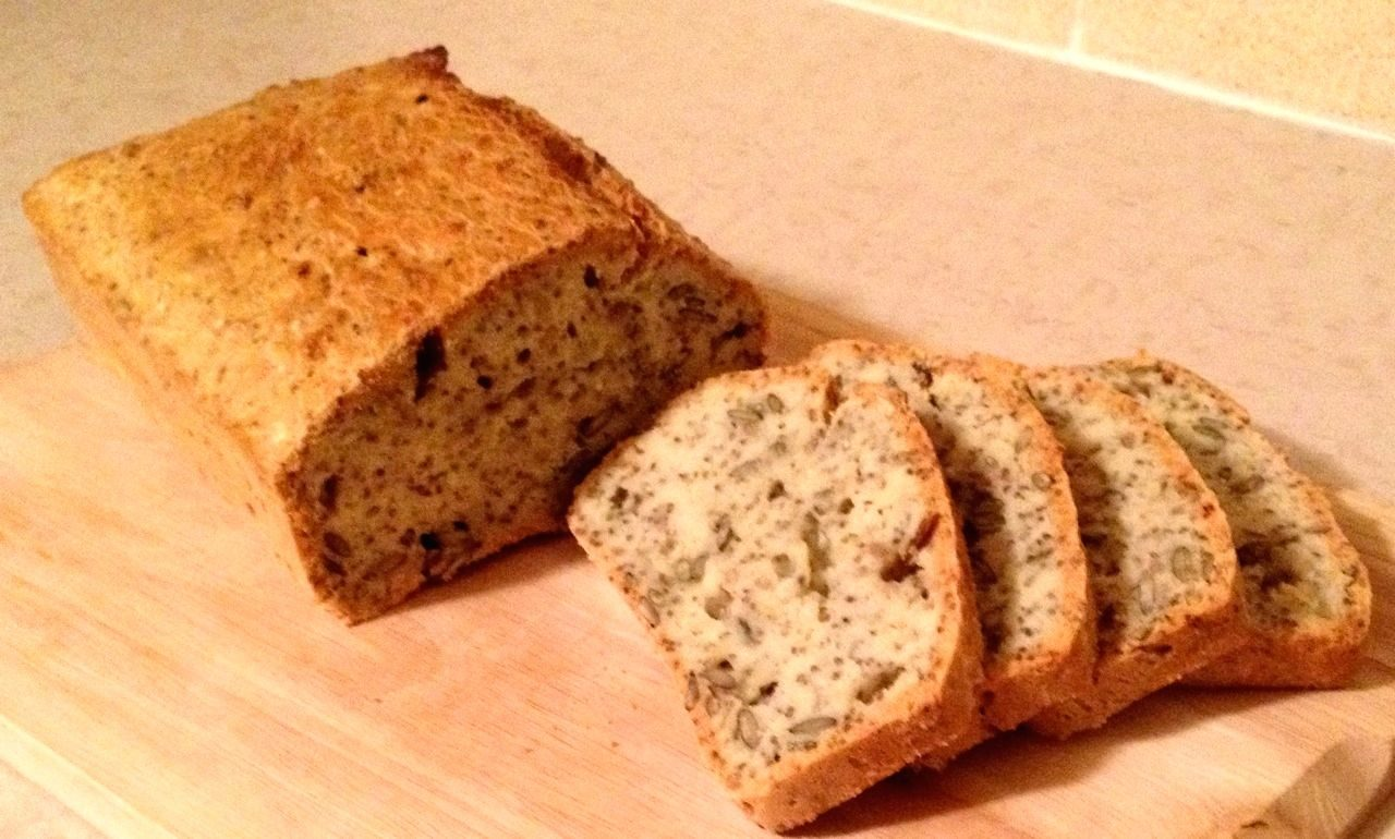 Mixed-seed loaf