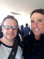 David Pawsey and Dave Scott