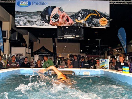 Zoggs swim zone