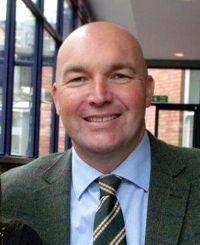 Ian Brocklehurst, co-founder of TalentBacker