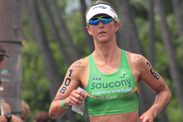Meredith Kessler running