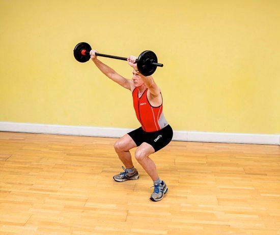 Gym workouts – squat